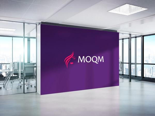 Sample branding #1 for Moqm