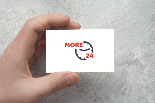 Sample branding #2 for More24