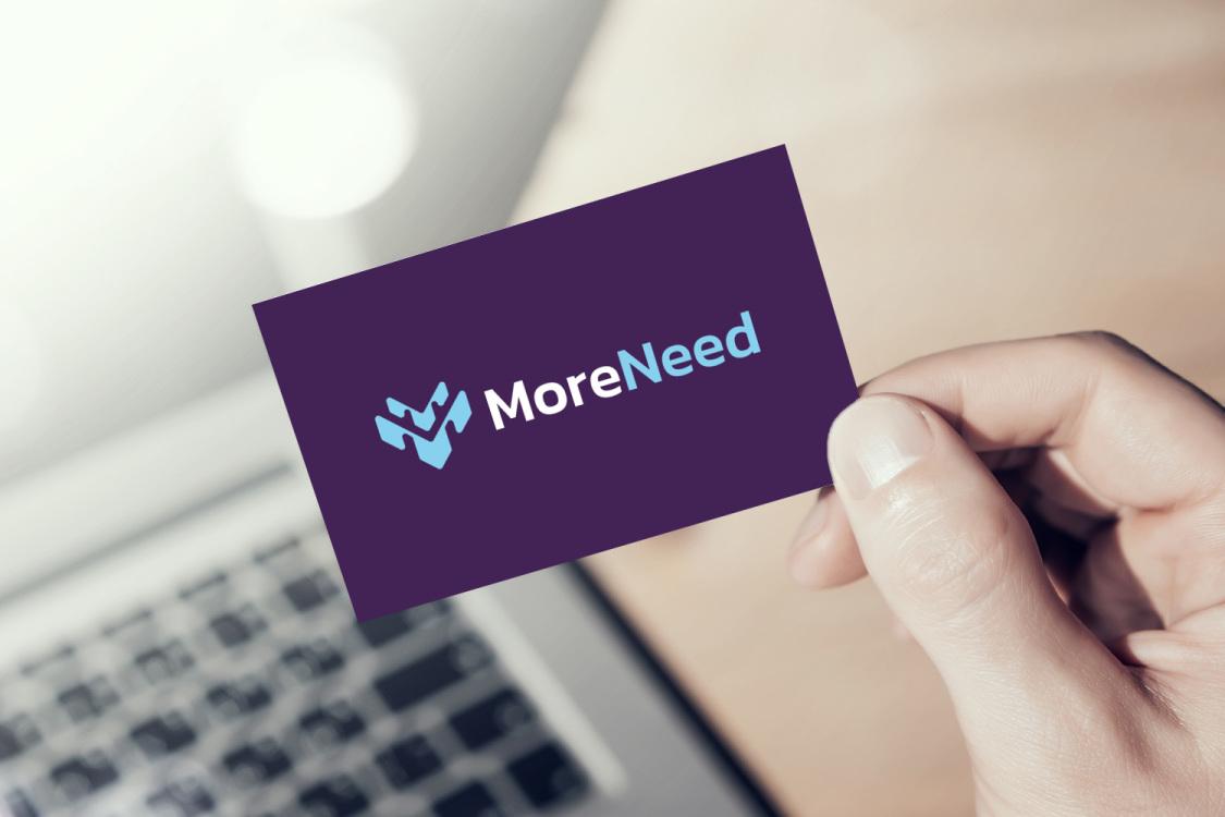Sample branding #1 for Moreneed