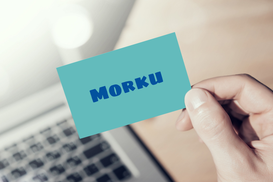 Sample branding #3 for Morku
