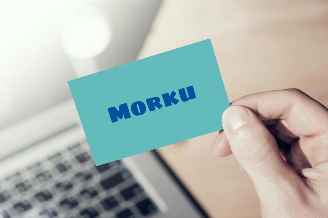 Sample branding #2 for Morku