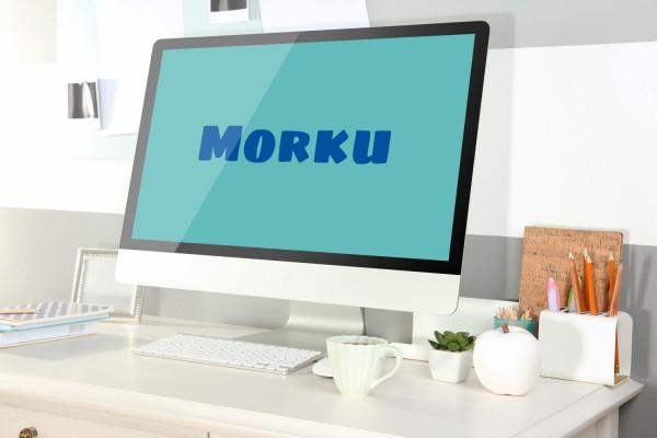 Sample branding #1 for Morku