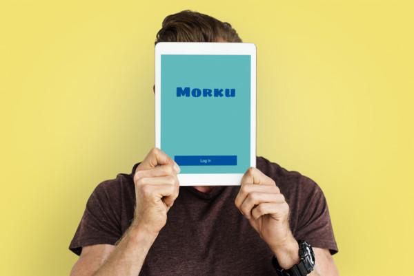 Sample branding #3 for Morku
