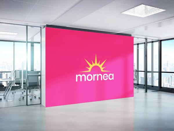 Sample branding #3 for Mornea