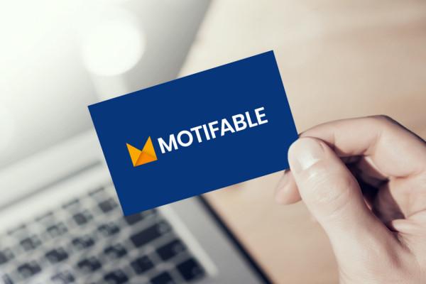 Sample branding #1 for Motifable