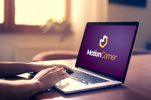 Sample branding #2 for Motioncorner