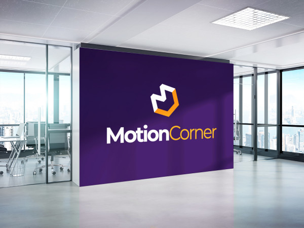 Sample branding #3 for Motioncorner