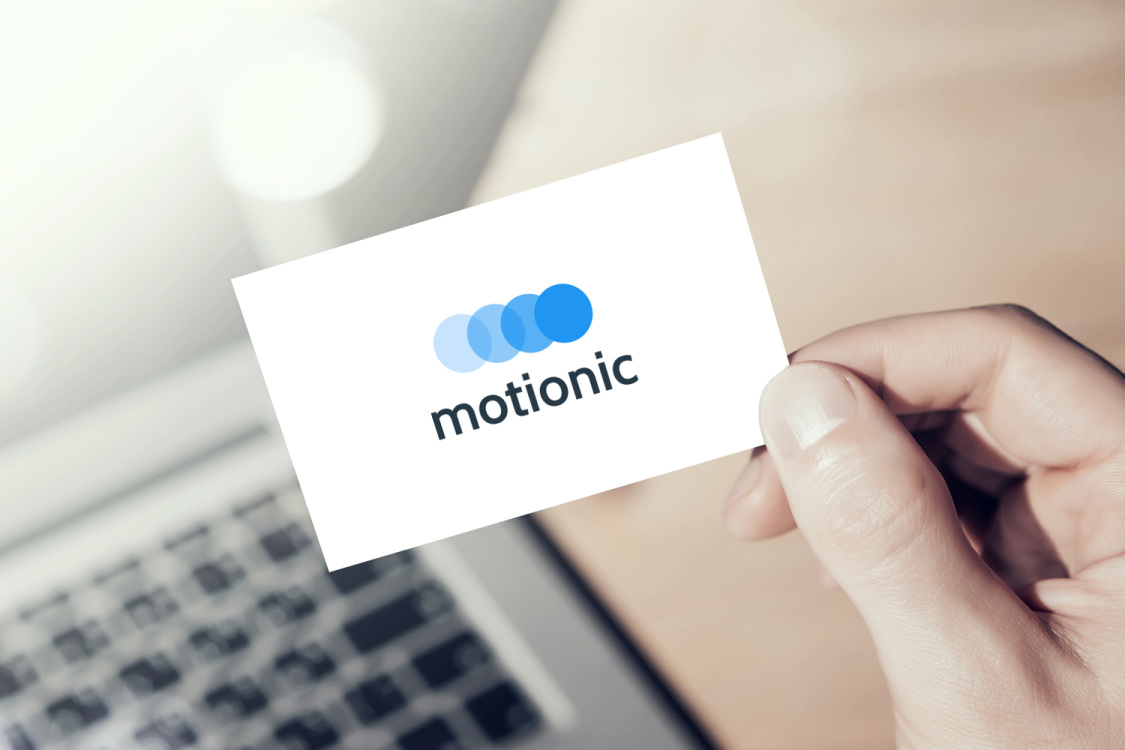 Sample branding #3 for Motionic