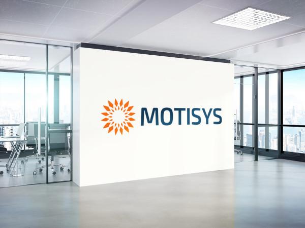 Sample branding #1 for Motisys