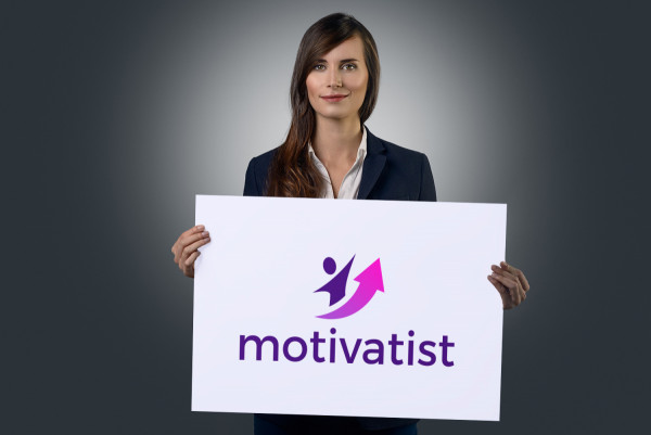 Sample branding #1 for Motivatist