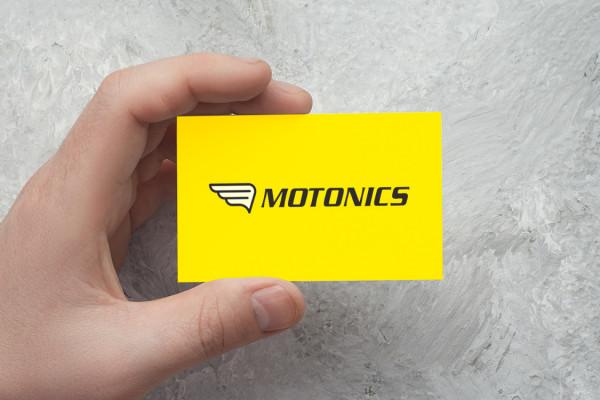 Sample branding #1 for Motonics