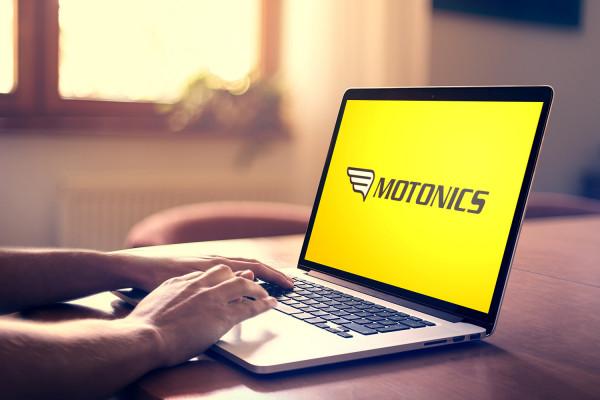 Sample branding #2 for Motonics