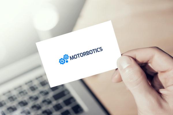 Sample branding #2 for Motorbotics