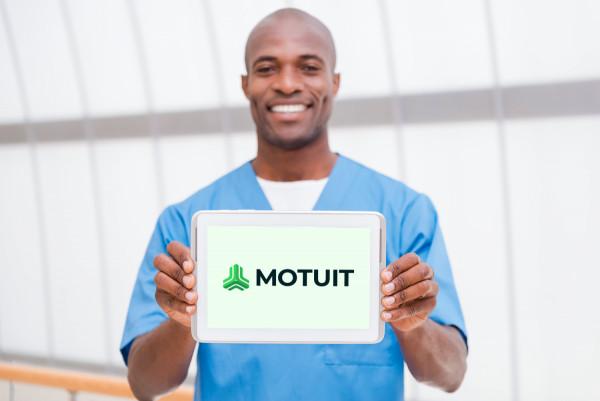 Sample branding #1 for Motuit