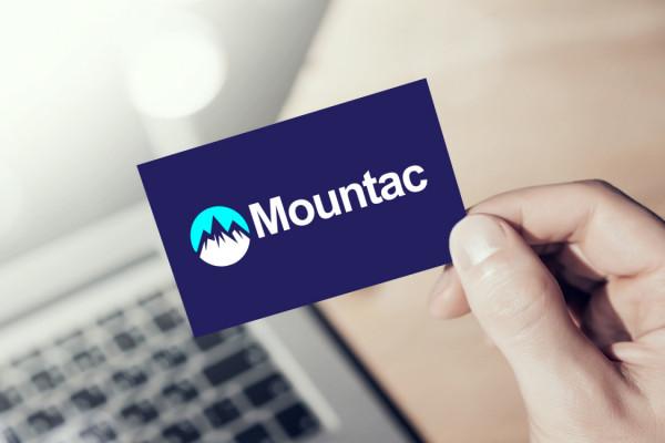 Sample branding #3 for Mountac