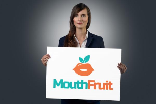 Sample branding #3 for Mouthfruit