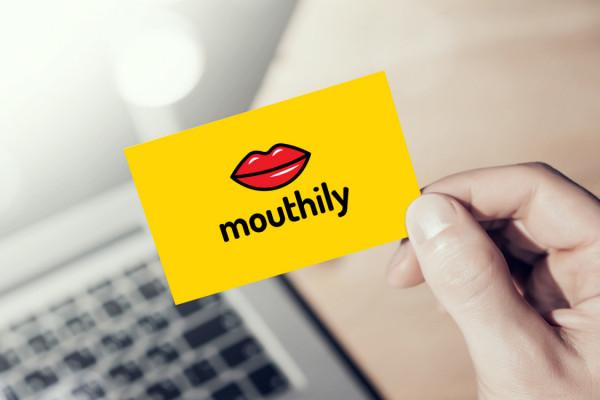 Sample branding #2 for Mouthily