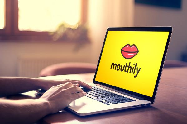 Sample branding #1 for Mouthily