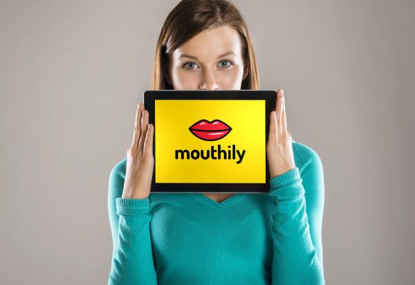 Sample branding #3 for Mouthily