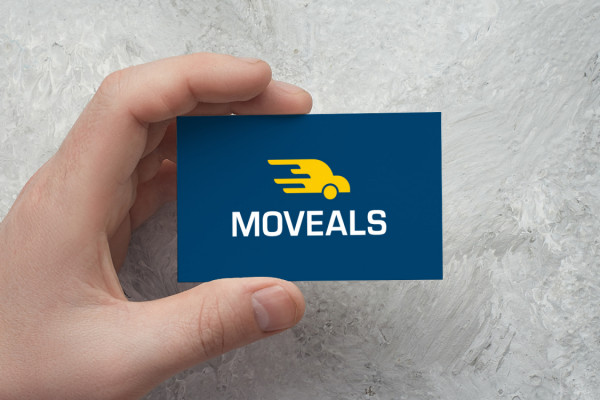 Sample branding #3 for Moveals