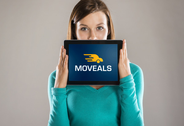 Sample branding #1 for Moveals