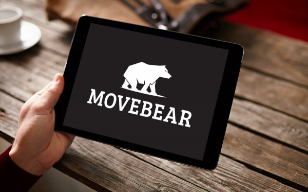 Sample branding #1 for Movebear