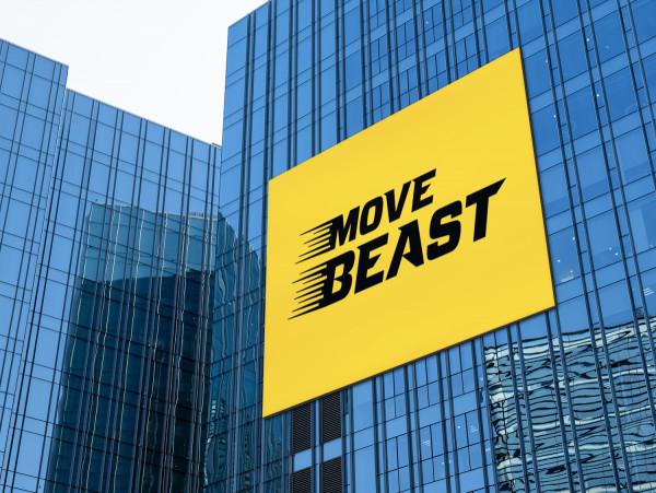 Sample branding #2 for Movebeast