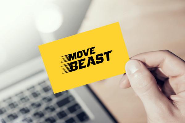 Sample branding #3 for Movebeast