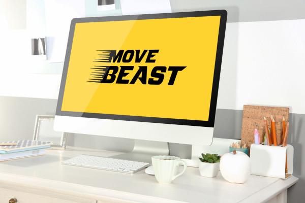 Sample branding #1 for Movebeast