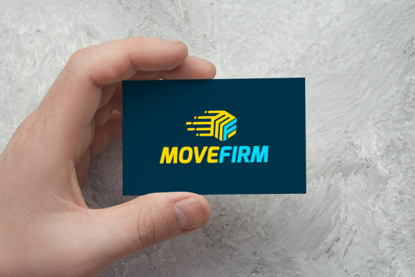 Sample branding #3 for Movefirm