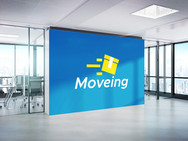 Sample branding #3 for Moveing