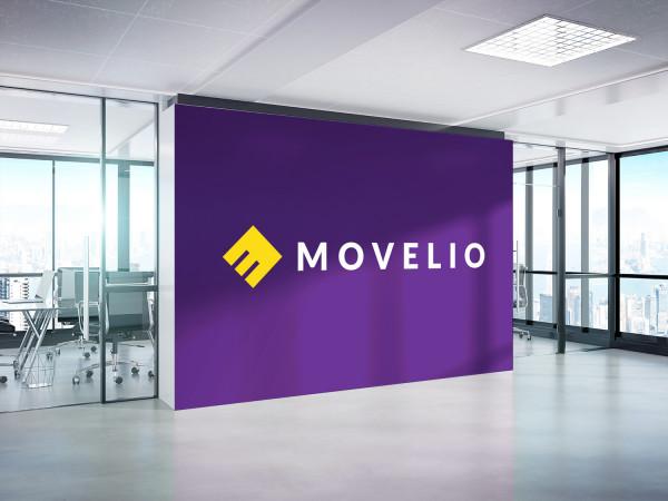 Sample branding #2 for Movelio