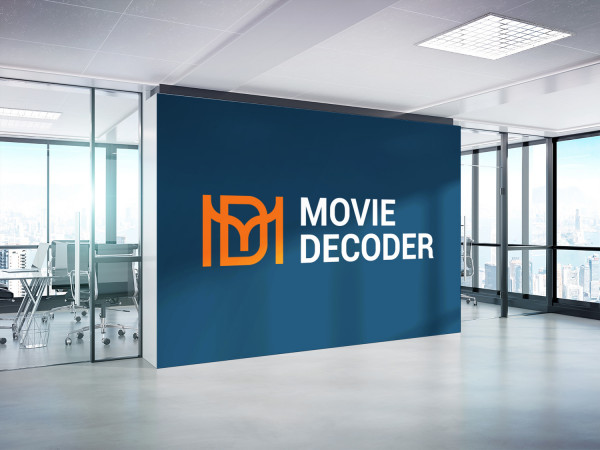 Sample branding #2 for Moviedecoder