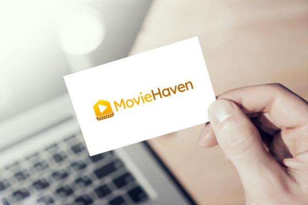 Sample branding #3 for Moviehaven