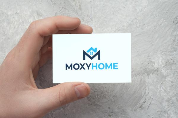 Sample branding #3 for Moxyhome