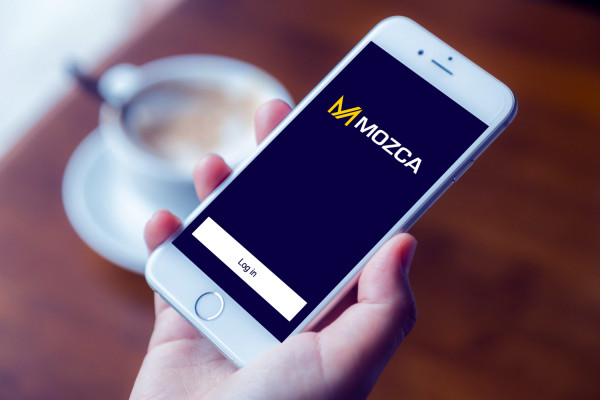 Sample branding #2 for Mozca