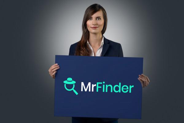 Sample branding #2 for Mrfinder