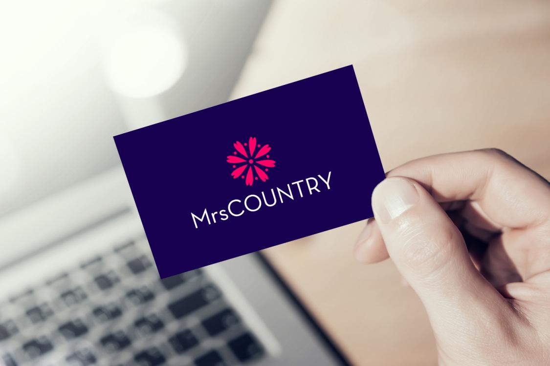 Sample branding #3 for Mrscountry