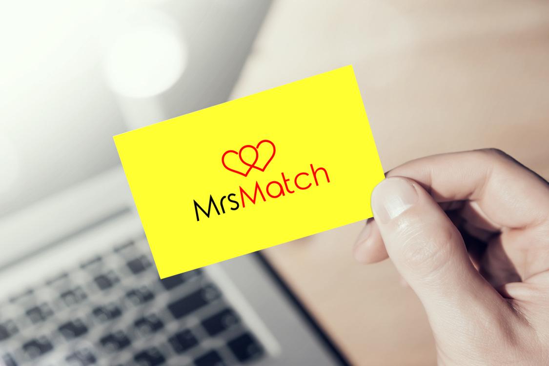 Sample branding #2 for Mrsmatch