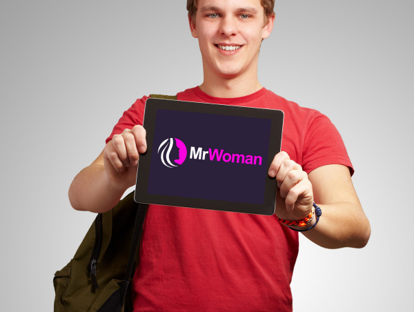 Sample branding #1 for Mrwoman