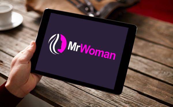 Sample branding #3 for Mrwoman