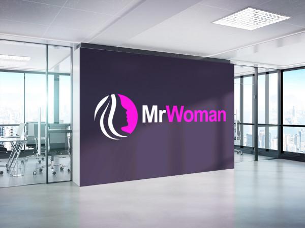 Sample branding #2 for Mrwoman
