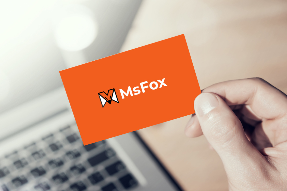 Sample branding #2 for Msfox