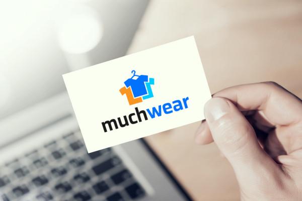 Sample branding #3 for Muchwear