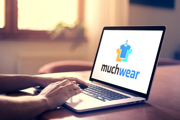 Sample branding #2 for Muchwear