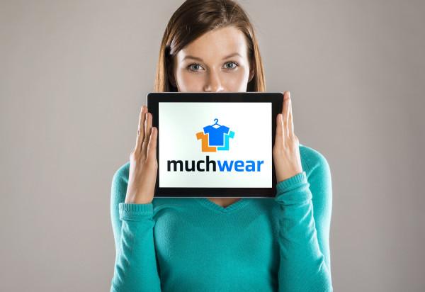 Sample branding #1 for Muchwear