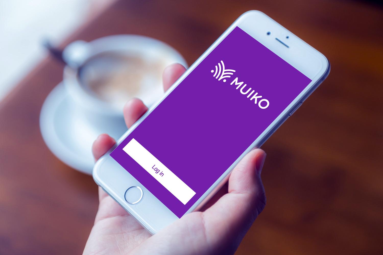 Sample branding #1 for Muiko