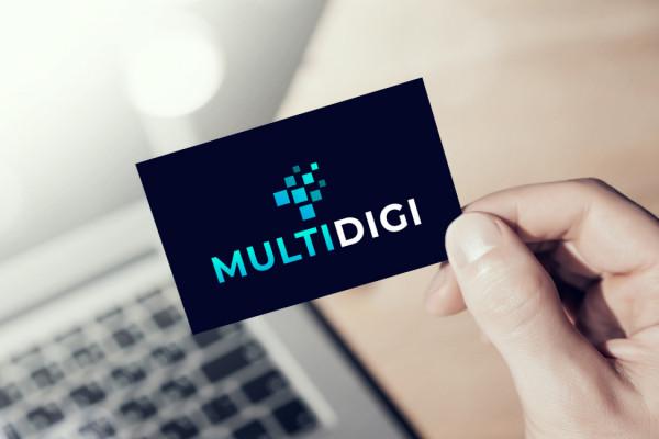 Sample branding #1 for Multidigi