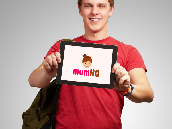 Sample branding #1 for Mumhq