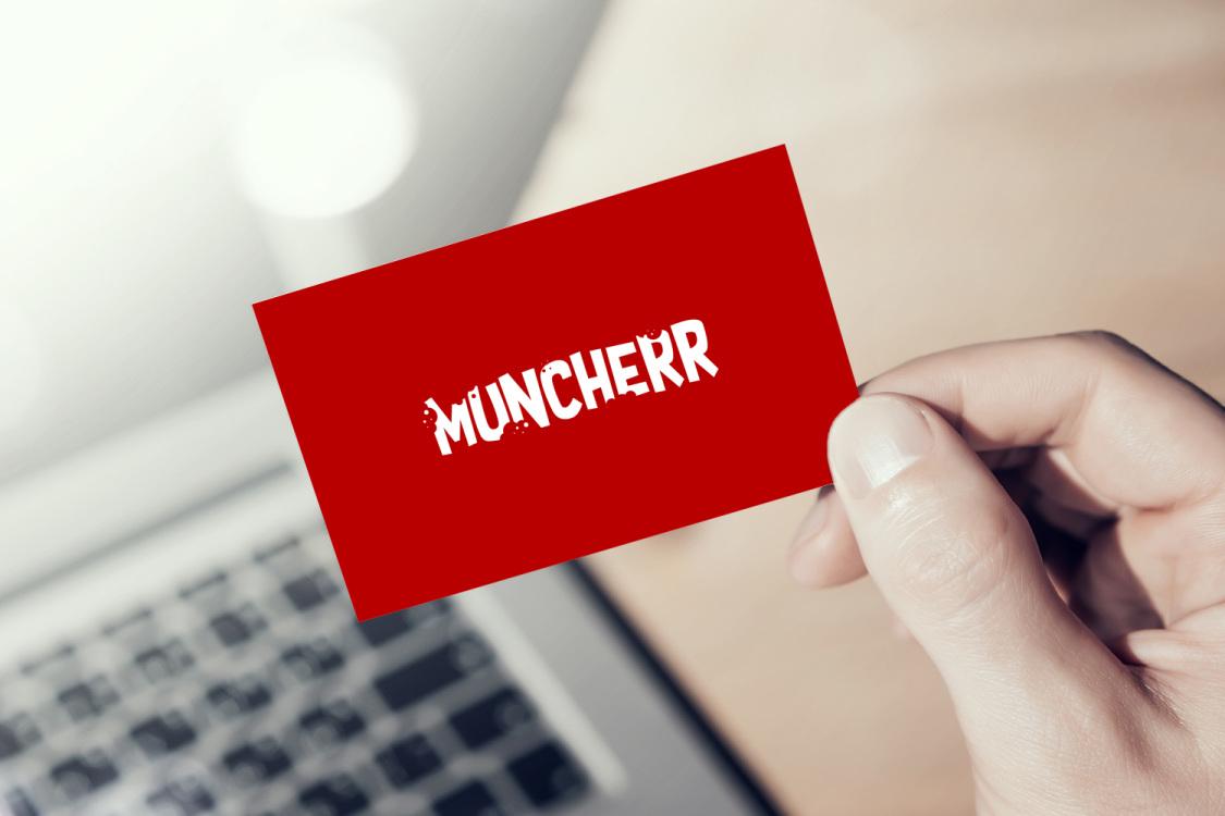 Sample branding #3 for Muncherr